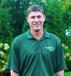 Danny Grainger - Go Green Lawn Solutions