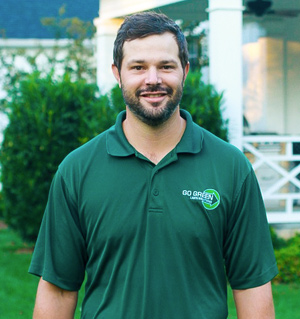 Ryan Cecil - Go Green Lawn Solutions